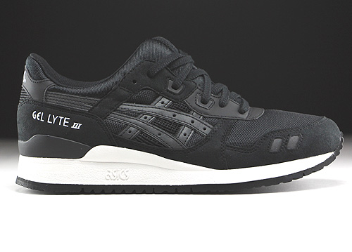 asics gel-lyte iii - sneakers - wit
