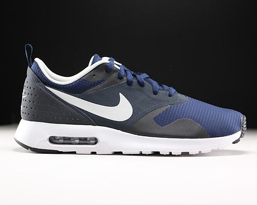 ab12d48eadb ... TrainerRobert746146965 Nike Air Max Tavas donkerblauw grijs wit  705149-401 ...