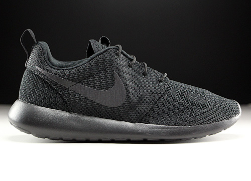 01f63da9245 Nike Roshe One zwart 511881-026