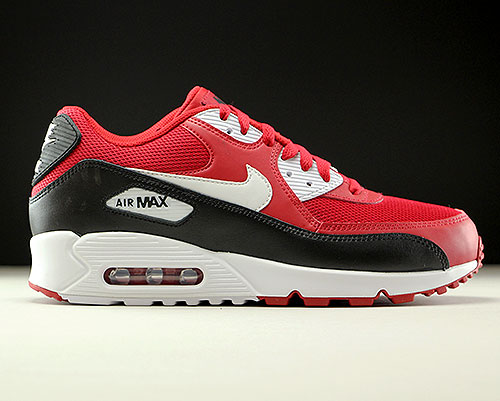 Nike Air Max 90 Essential rood wit zwart Purchaze