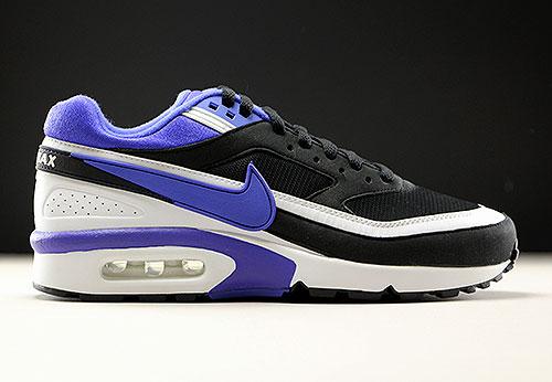 Nike Air Max BW OG zwart violet wit Purchaze