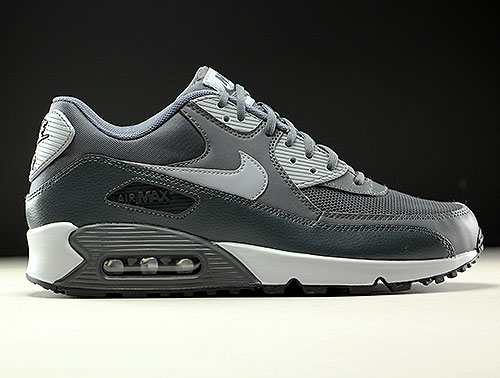 Nike WMNS Air Max 90 Essential Dark Grey Wolf Grey