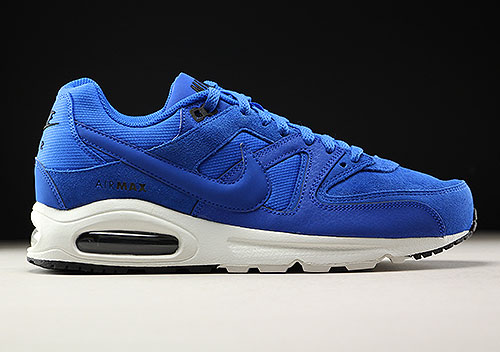 Nike Air Max Command LTR schoenen wit blauw