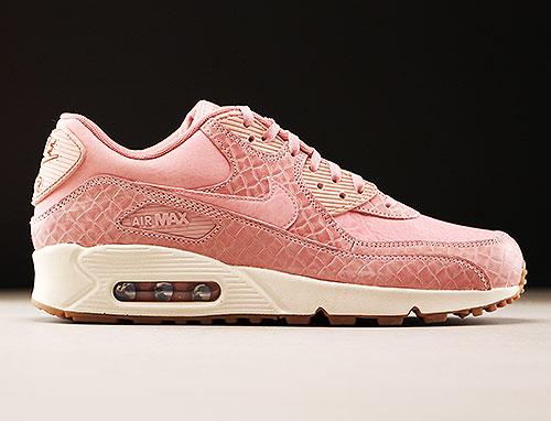 Nike WMNS Air Max 90 Premium Pink Purchaze