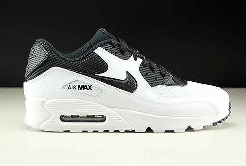 Nike Air Max 90 Essential wit zwart 537384-131