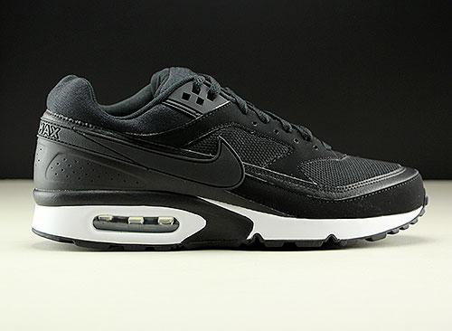 nike air max classic bw zwart