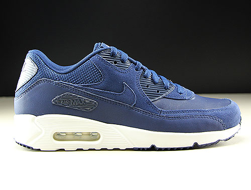 Nike Air Max 90 Ultra 2.0 LTR Donkerblauw Wit Purchaze