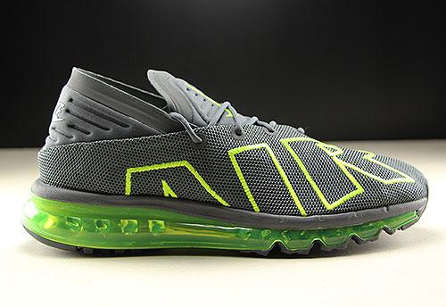 Nike Air Max Flair Dark Grey Volt Dark Grey 942236 008