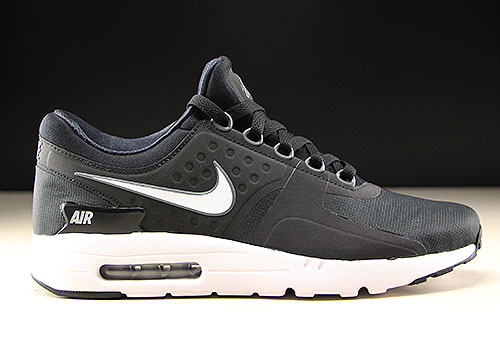 nike AIR MAX ZERO ESSENTIAL GS BLACKBLACK PARAMOUNT BLUE