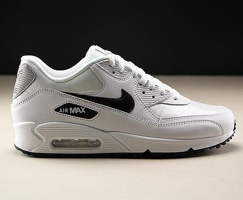 Nike WMNS Air Max 90 Wit Zwart Zilver Purchaze
