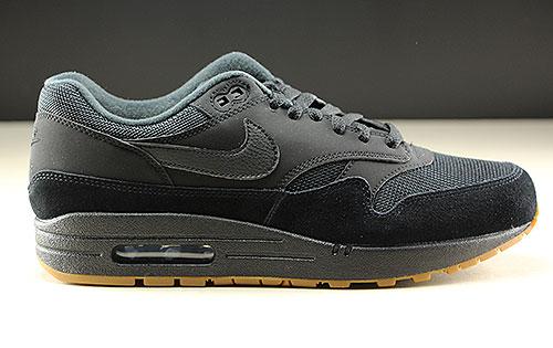 Nike Air Max 1 Zwart Bruin Purchaze