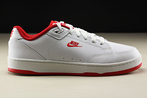 Nike Grandstand II White University Red AA2190 104 Purchaze