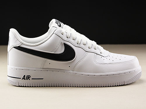 Nike Air Force 1 Low Wit Zwart Purchaze