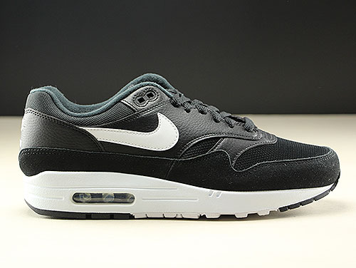Nike Air Max 1 Zwart Wit Purchaze