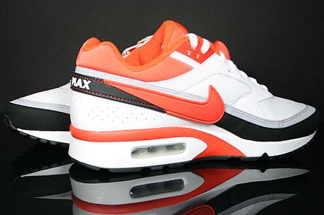 nike air max bw grey orange