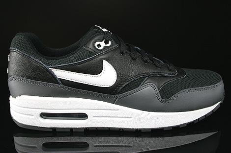 Nike Air Max Black And White Grey