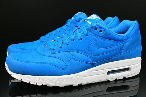 all blue air max 1