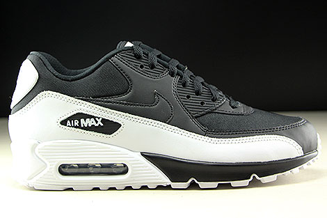 Nike Air Max 90 Essential Zwart Wit Purchaze