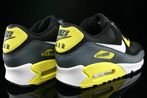 Nike Air Max 90 White Blue Yellow