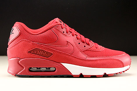 NIKE Nike Air Max 90 Essential Rood | nieuwelevensstijl