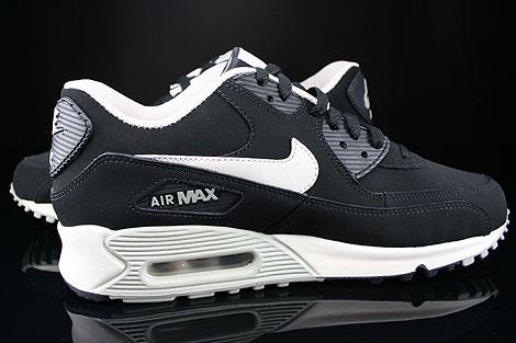 Nike Air Max 90 Essential Damen Schwarz Weiß