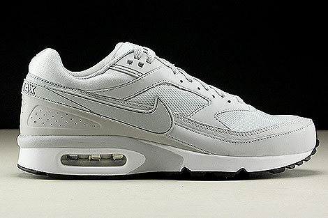Nike Air Max BW Pure Platinum Pure Platinum Rechts