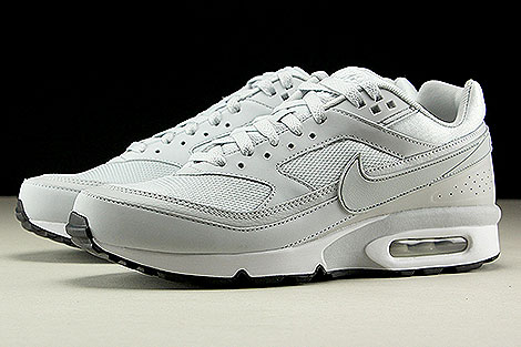 Nike Air Max BW Pure Platinum Pure Platinum Seitendetail