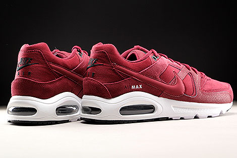Nike Air Max Command Premium donkerrood Purchaze