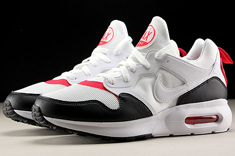 Nike Air Max Prime Wit Rood Zwart Purchaze