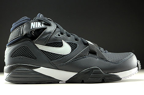 Nike Air Trainer Max 91 Anthracite Pure Platinum Black Rechts