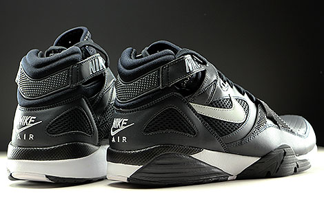 Nike Air Trainer Max 91 Anthracite Pure Platinum Black Rueckansicht