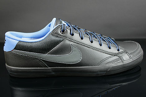Nike Capri 2 Black Anthracite Italy Blue