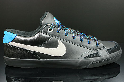 Nike Capri 2 Black Grey Dynamic Blue
