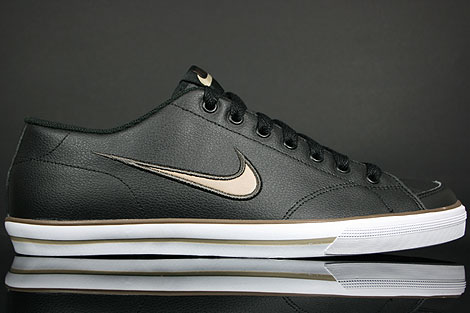 Nike Capri Black Khaki Brq Brown White