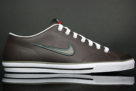 Nike Capri Velvet Brown Smoke Grey Silver