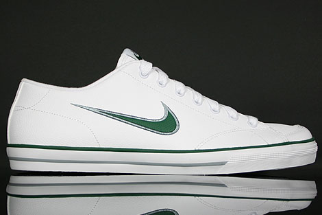 Nike Capri White Gorge Green Stealth