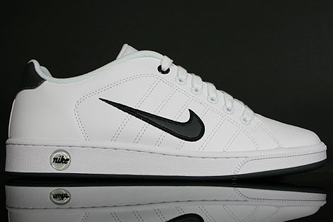 Nike Court Tradition 2 White Dark Grey Black