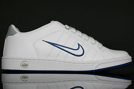 Nike Court Tradition 2 White Wolf Grey Blue