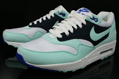 detailed look 3d700 4bc56 nike air max 1 87 candy mint