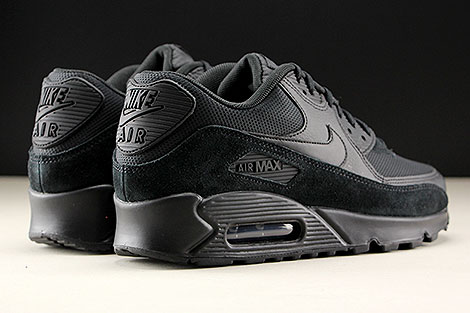 Nike WMNS Air Max 90 Black Black Black 325213 043 Purchaze
