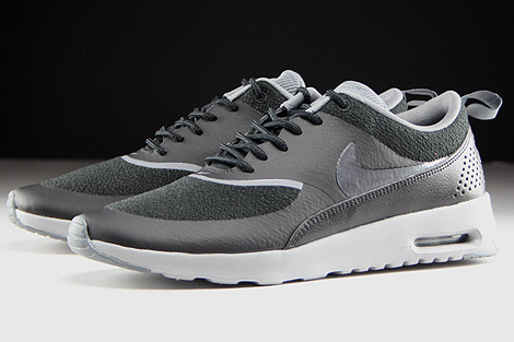 Nike Air Max Thea Black Cool Grey Wolf Grey Silver