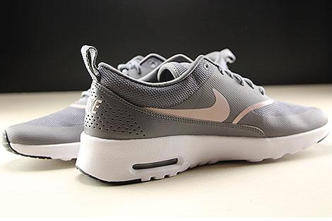 Nike WMNS Air Max Thea Grijs Roze Wit Purchaze
