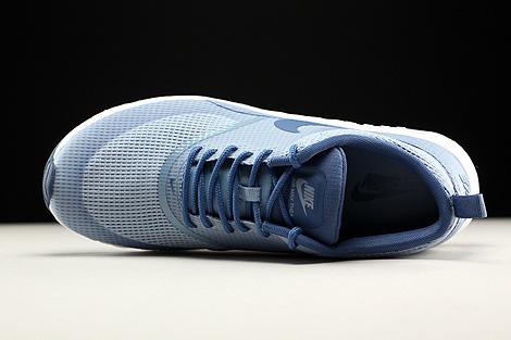 Nike WMNS Air Max Thea Textile Dark Grey Black White 819639