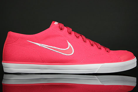 Nike WMNS Capri CNVS Aster Pink Orange Blaze White