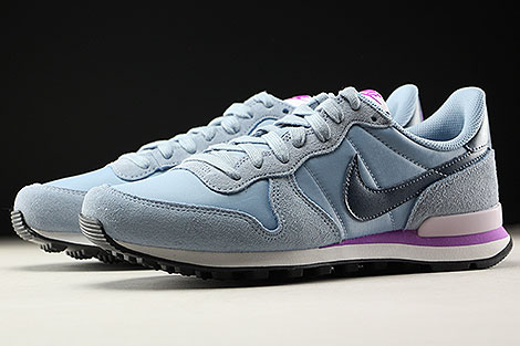 Nike WMNS Internationalist staalblauw donkerblauw Purchaze