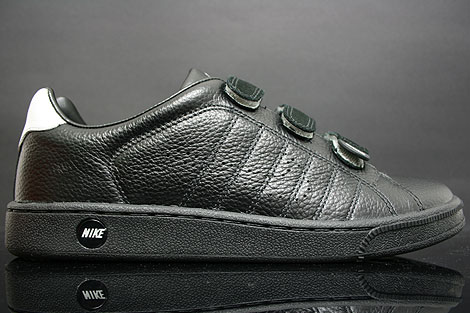 Nike Court Tradition V2 Black White