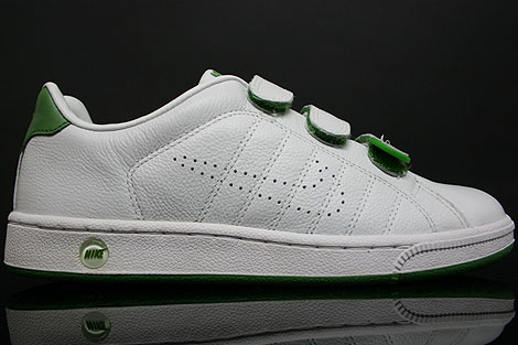 Nike Court Tradition V2 White Green
