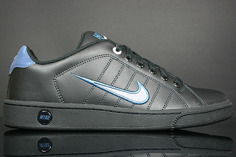 Nike Court Tradition 2 Black Stealth Utility Blue