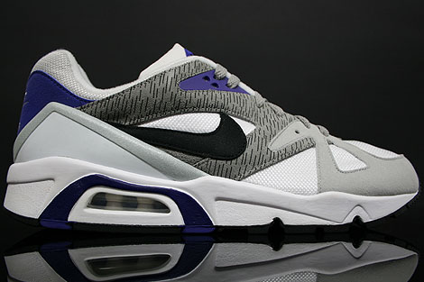 Nike Air Structure Triax 91 Grey Purple