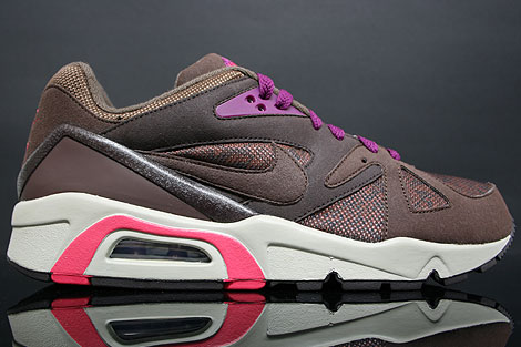 Nike Air Structure Triax 91 Dark Oak Mulberry